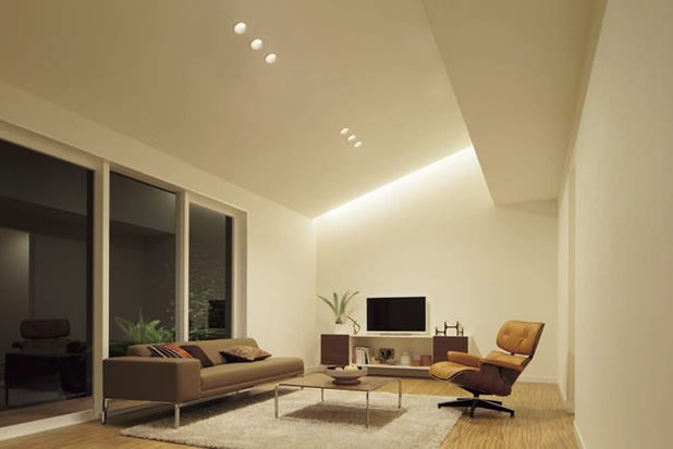 DAIKO LED傾斜天井用ダウンライト (傾斜天井)