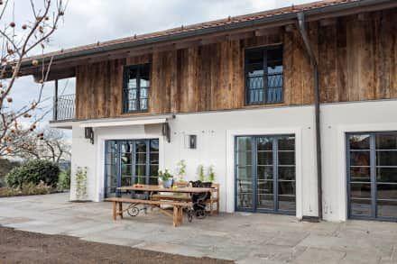 Designobjekte: landhausstil Häuser von old oak