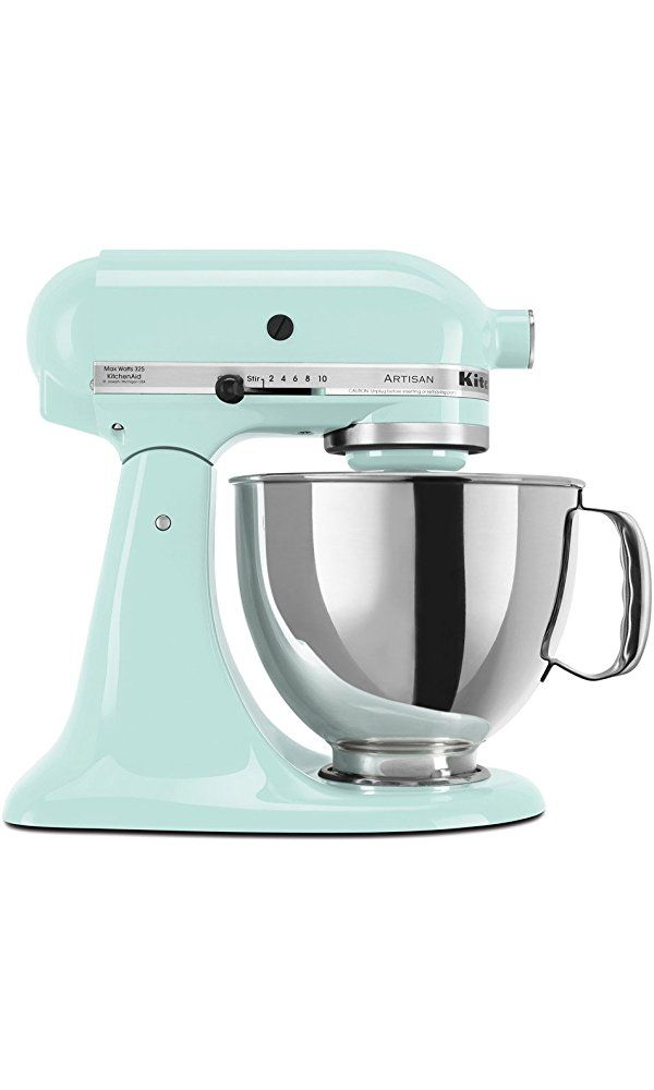 KitchenAid KSM150PSIC Artisan Series 5-Qt. Stand Mixer with Pouring Shield - Ice Best Price