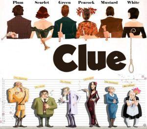 clue movie board game movies2 300x264jpg 300 - Board Games Halloween Costumes