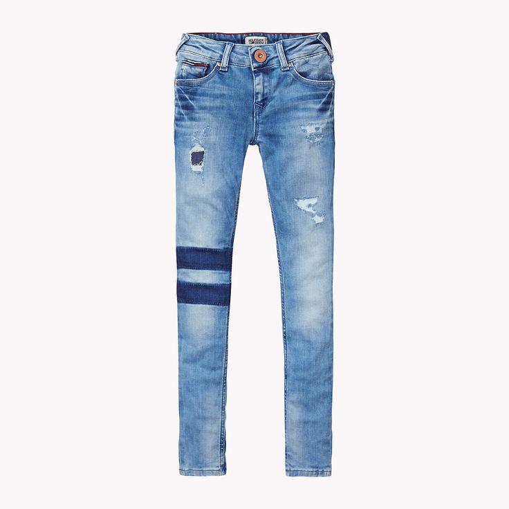Sophie - Skinny Fit Jeans | Blue | Tommy Hilfiger® | 8719253315619