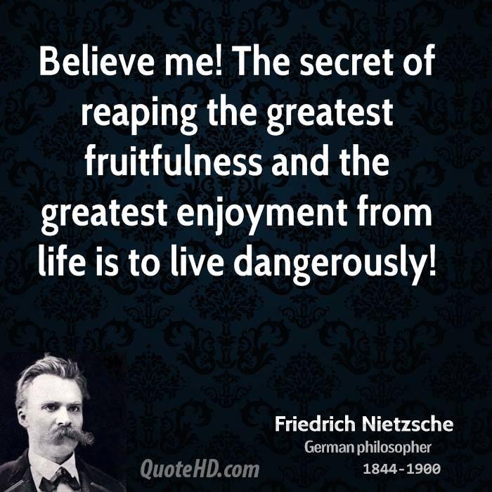 """Friedrich Nietzsche: """"God Is Dead"""""""