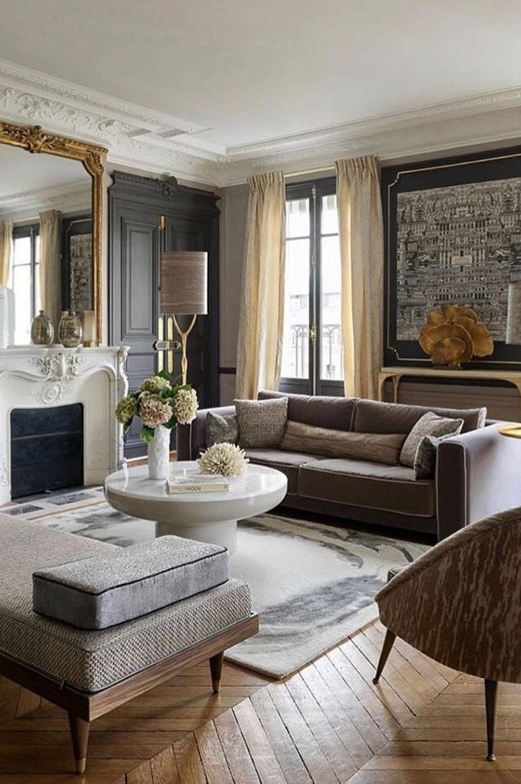 Living Room Ideas- 18 Most Important Three Rules to Know for Your