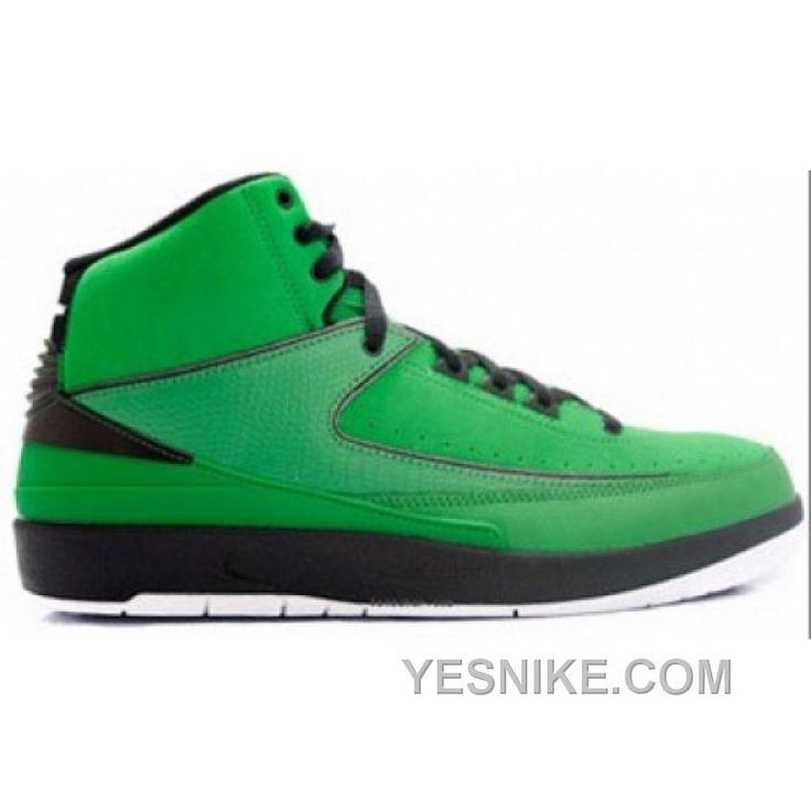 womens air jordan retro 2 green white