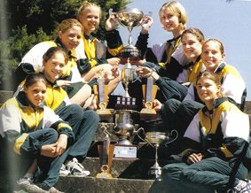 Penrhos wins all IGSSA trophies 1999