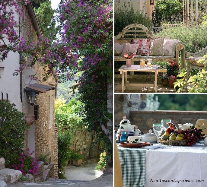 Tuscany Villa in Spring