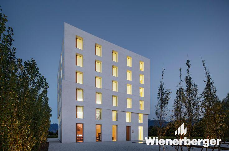 Building 2226 Lustenau, Baumschlager Eberle © Eduard Hueber