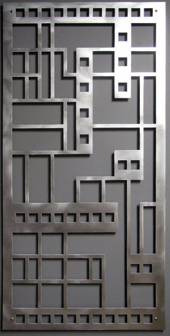 Pin By Tonylorenzo On Bar In 2020 Aluminum Wall Art Geometric Wall Art Modern Geometric Art