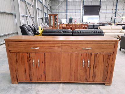 New Marri Timber Buffet 2 drawers 4 Doors | Buffets