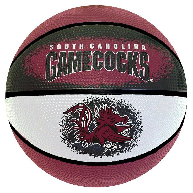 South Carolina Gamecocks Mini Basketball, Multicolor