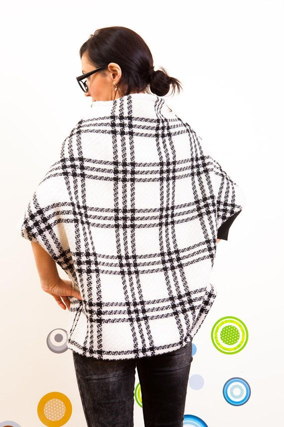 Oversize Loose Top/Plus Size Sweater/Maxi by FIVELEMENT on Etsy