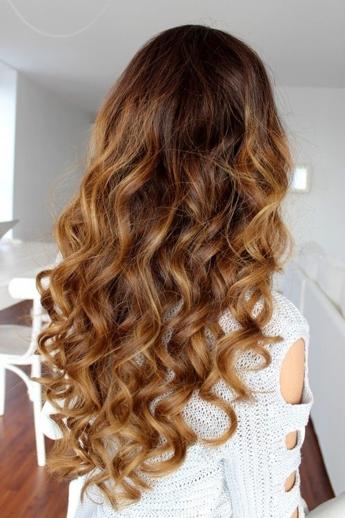 How to Curl Your Hair FAST | Her Campus