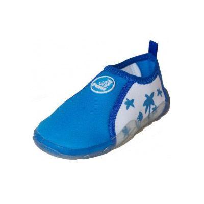 Comanda online Pantofi de plaja si apa copii, bleu de la copiidevis.ro