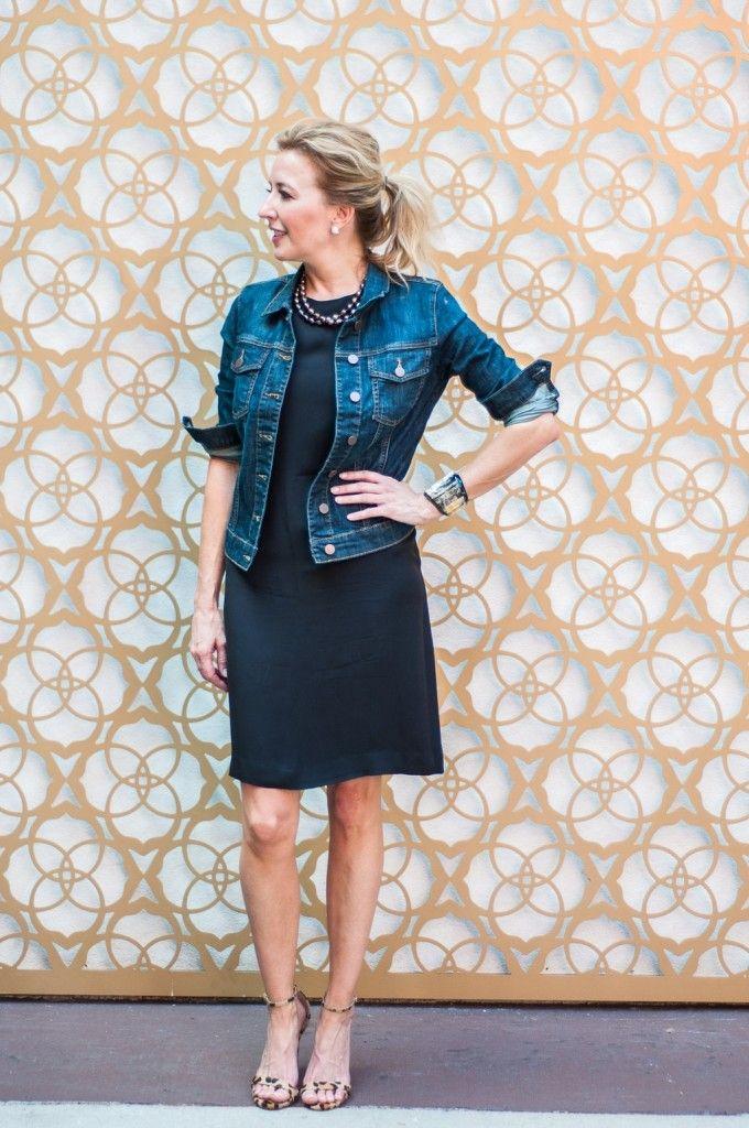 1000  images about Denim Jacket Outfits on Pinterest | Vests
