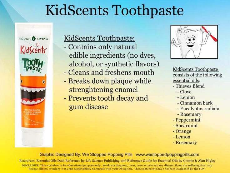 My Kids Are Enjoying This Toothpaste Kidscents Toothpaste