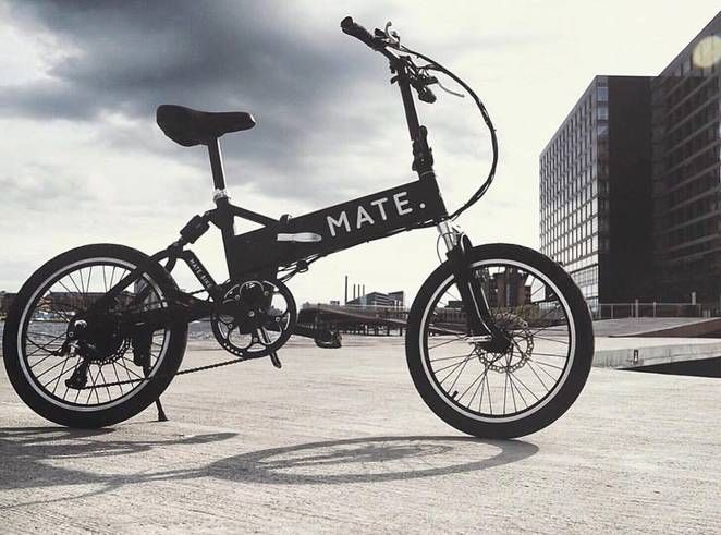 The race to the most affordable e-bike is heating up: MATE folding electric bike