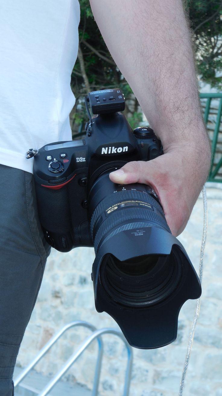 Professional Photo Camera — at Zakynthos