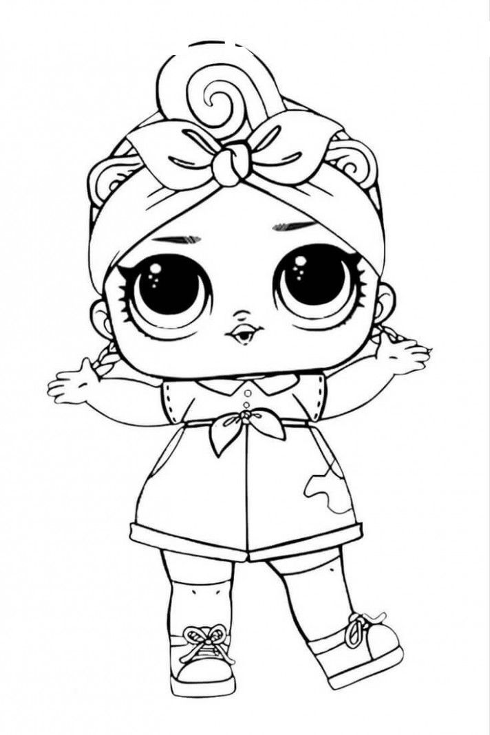 10 Disney Lol Coloring Pages Baby Coloring Pages Unicorn Coloring Pages Lol Dolls