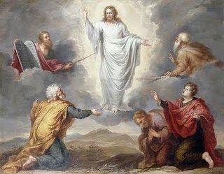 A TENDA NA ROCHA: As Três Cabanas no Monte da Transfiguração