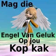 Engel van geluk