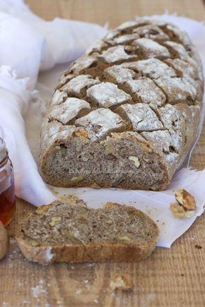 La bottega delle dolci tradizioni: Pane integrale alle noci