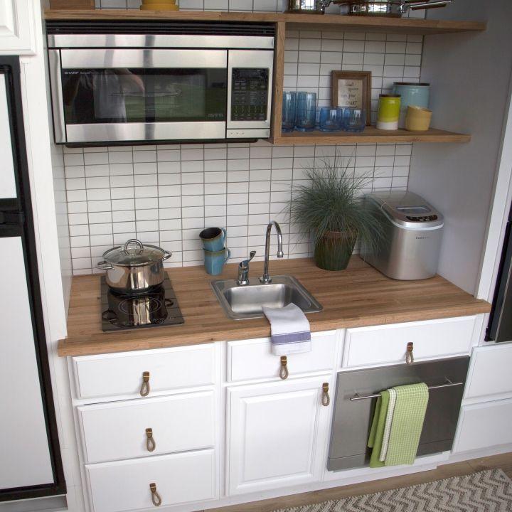 The 25 Best Mini Kitchen Ideas On Pinterest Compact