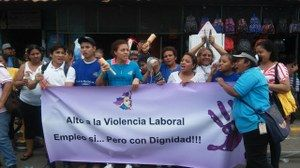 Free the Tipitapa 12: Nicaraguan workers prosecuted after peaceful protest