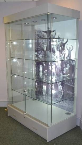 build a plexiglass display case - Google Search | Display Glass ...
