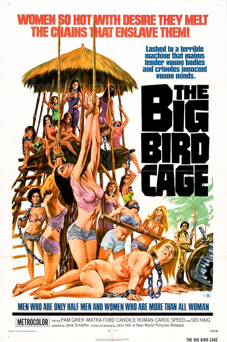 The Big Bird Cage (1972) oldmovie