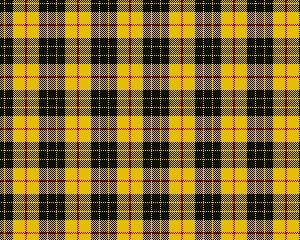 The loud MacLeod tartan makes me happy every time I see it! ( I had a flannel mini skirt in the 1980s of this pattern)