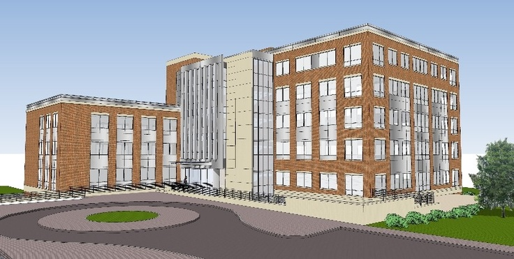 "6/18/11 - Living Machine (Constructed Wetland Wastewater Treatment System) planned for Charlottesville building rehab - ""New digs: CFA Inst. taking over old Martha Jeff"" 