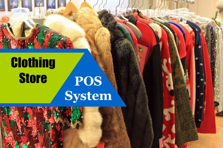 A #mobilePOS system which helps you sell apparels effortlessly, whether you are selling customized t-shirts for men or luxury women wear. #pointofsale #Inventory #Transaction #POSsoftware #ClothingStore