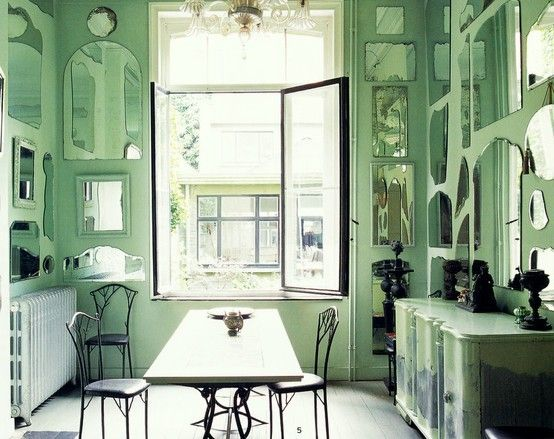 My Favorite and My Best - MFAMB home - Love this color!