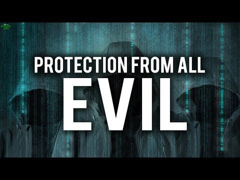 THE BEST PROTECTION FROM ALL EVIL - YouTube | EVIL | Logos