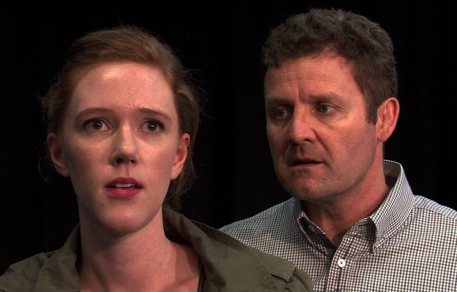 Oleanna at Sydney Theatre School - Theatre Review