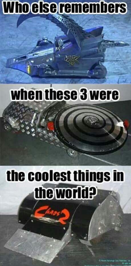 Robot Wars - Razer, Hypno-Disc and Chaos 2