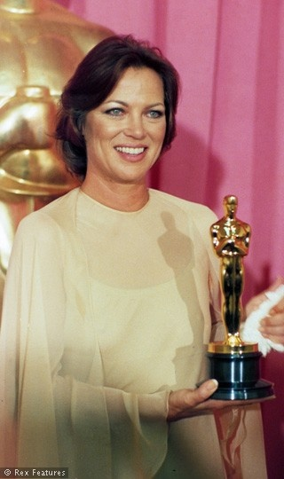 Louise Fletcher won the Academy Award for Best Actress for the film One Flew Over the Cuckoo's Nest in 1975.