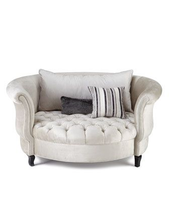 Haute House Harlow Cuddle Chair - Neiman Marcus