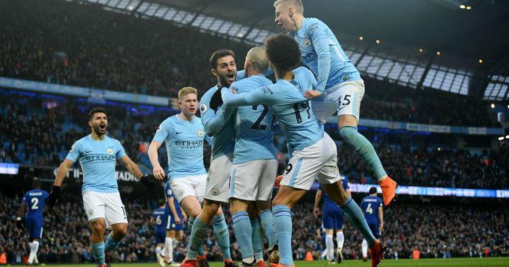 One goal, 902 passes - Manchester City set Premier League record