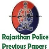 Download PDF File Format of Rajasthan Police Bharti Exam Syllabus 2017 here Rajasthan Police Previous Year Papers - Constable Model Papers 2017
