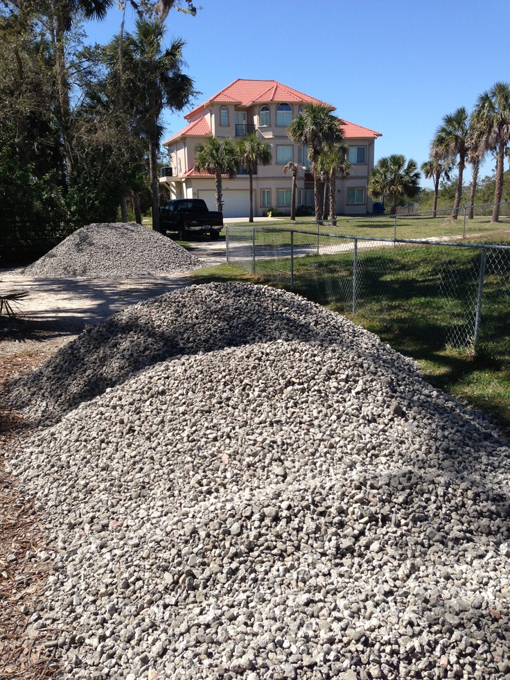 57 crushed concrete great for driveways 7272439568 Base for concrete driveway