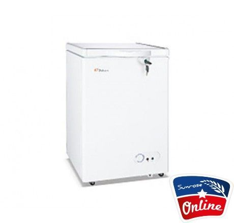 CHEST FREEZER 192lt A 192LT, 220V Chest Freezer that will not only keep your food fresh but also take up as little space as possible.