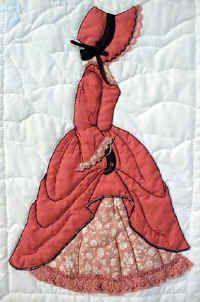 Bonnet Girls Relative Original Quilt Patterns by Helen Scott