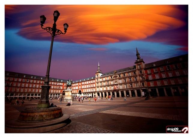 Plaza Mayor, Madrid ♥
