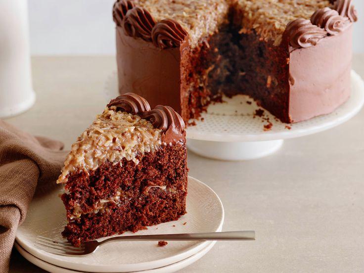 German Chocolate Cake Recipe : Food Network Kitchen : Food Network - FoodNetwork.com