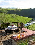 Birches Cottage and The Willows accommodation in the Underberg region of the Drakensberg