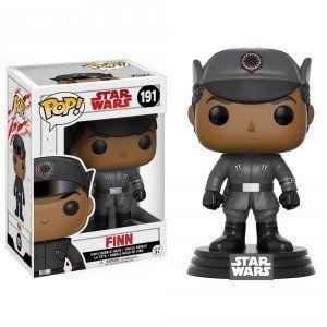 Bobble Head POP Star Wars EP8 Finn