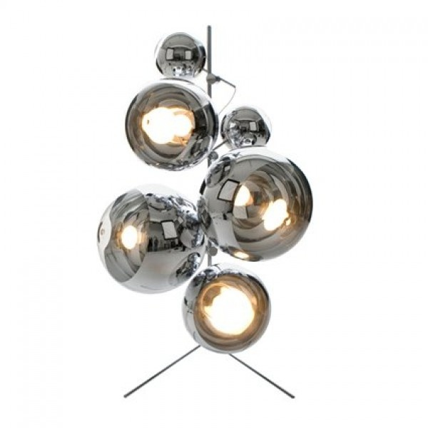 www.superstore.fr ■ Lampadaire MIRROR BALL de Tom DIXON ■