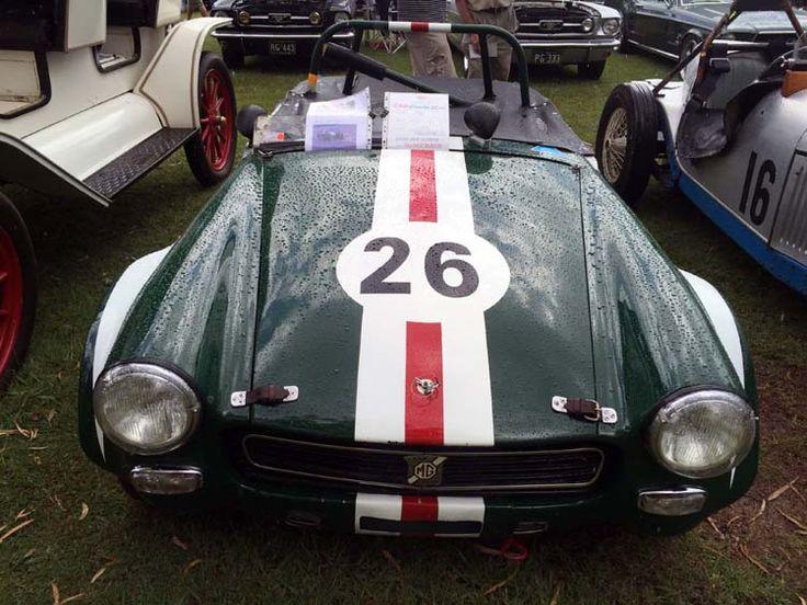 14 Parramatta CARnivale, showcasing vintage motors