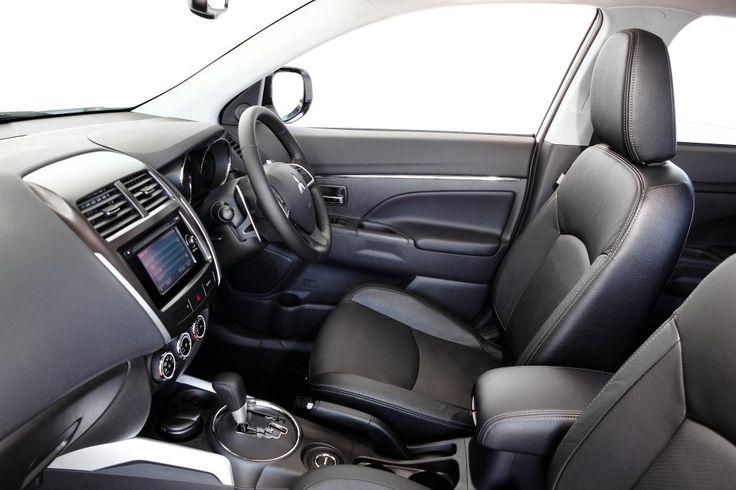 2013 #MitsubishiASX Aspire 4WD interior #LoveThatCar http://www.mitsubishi-motors.com.au/vehicles/asx?cid=pinterestASX